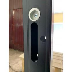 Входная дверь Фрегат 3К зеркало с магнитным уплотнителем (ND) от Маркет-двери