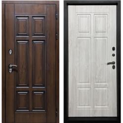 Входная дверь с терморазрывом Термо Премиум 3К Сосна Белая (ND)