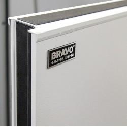 Входная противопожарная дверь ДП-1 Bravo 88*205