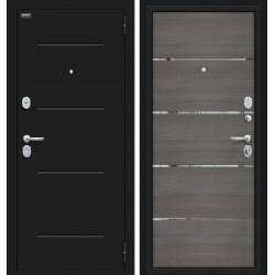 Входная дверь -  Лайн 104.Б0 NEW Лунный камень/Grey Veralinga