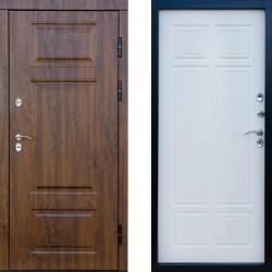 Входная металлическая дверь с терморазрывом Сибирь термо премиум лиственница