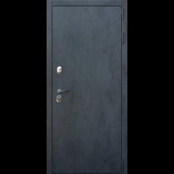 Входная дверь - РЕКС «Дуэт Б» Бетон светлый