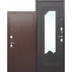 Входная дверь - Ampir  Венге