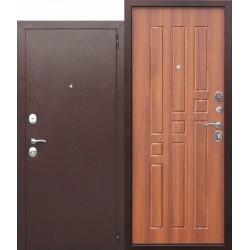 Входная дверь - Гарда  8 мм  Венге / Рустикальный дуб