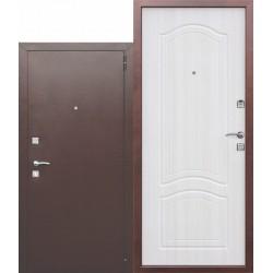 Входная дверь - Dominanta / Доминанта Белый ясень