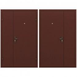 Входная дверь - Двухстворчатая Тамбур 1 (125*205)