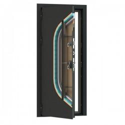 Входная дверь - УРАЛ терморазрыв орех кантри