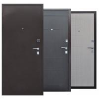 Металлические входные двери от компании «Маркет Двери»